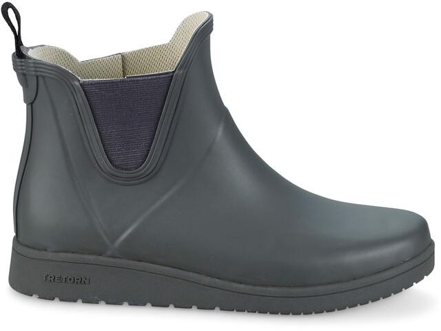 Tretorn W's Charlie Rubber Boots Gunmetal